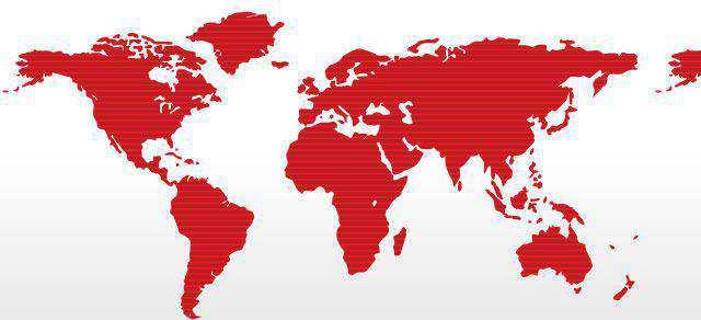 World Map ai template