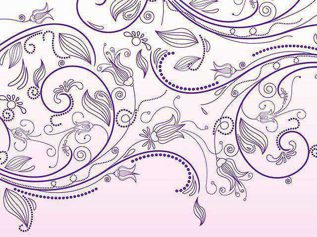 Floral Scrolls Vector Graphics fresh best free vector packs kits