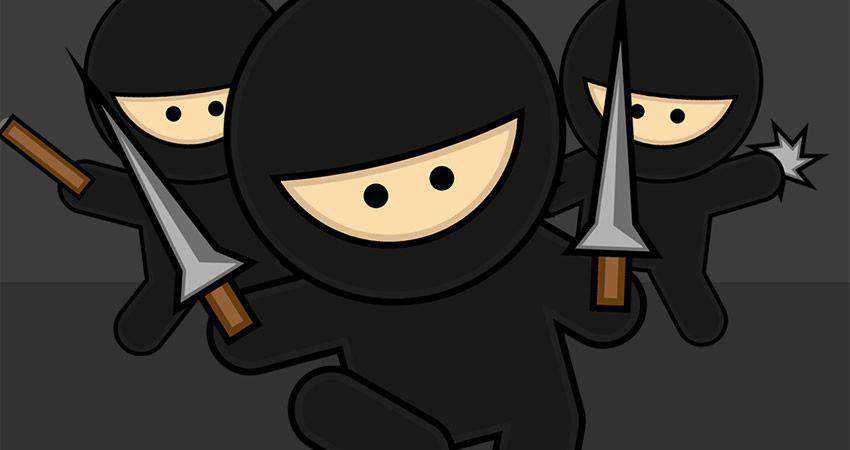 How to Create a Vector Ninja Character adobe illustrator tutorial