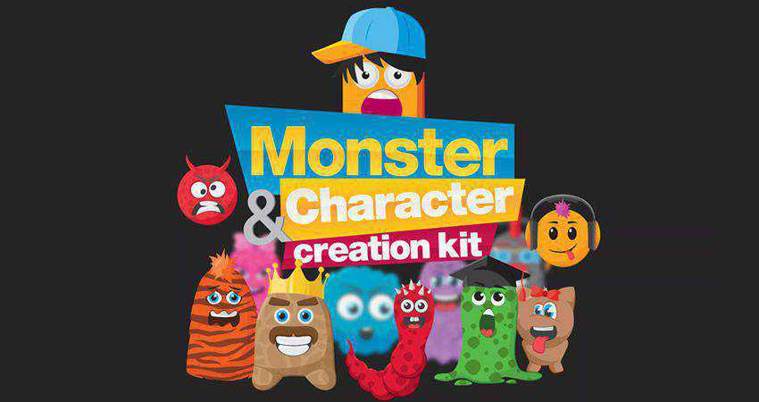 Monster Character Creation Kit