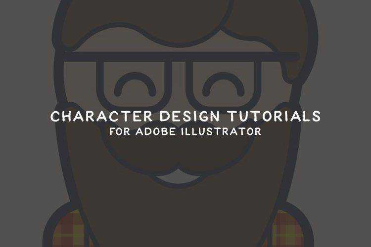 20+ Tutorials for Creating Amazing Characters with Adobe