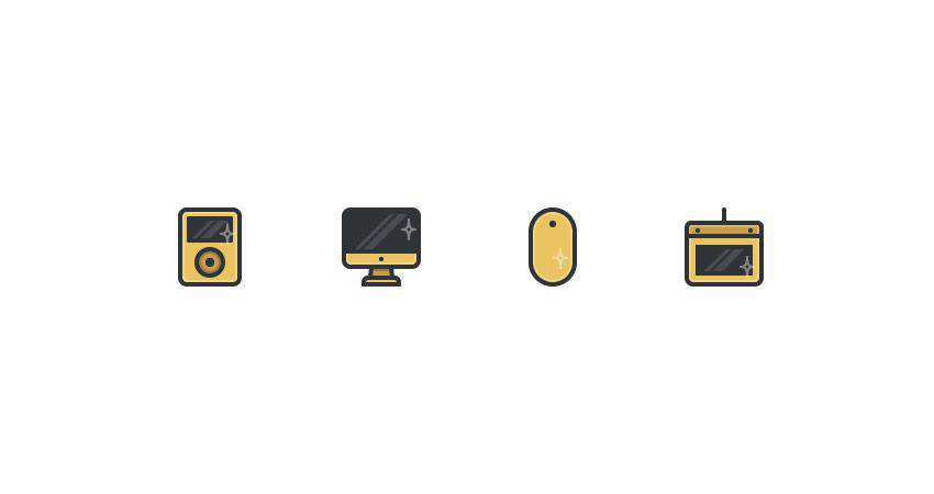 How to Create a Collection of Apple Products adobe illustrator tutorial