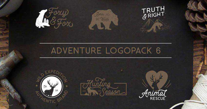 Adventure Logopack Vol.6
