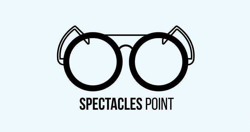 How to Create a Spectacles Logo adobe illustrator tutorial