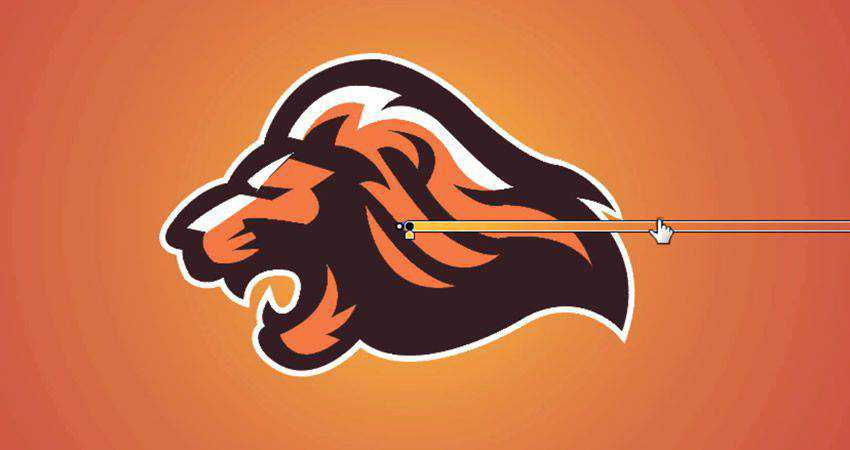 How to Create a Sports Mascot Logo adobe illustrator tutorial