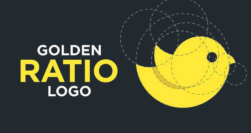 How to Create a Golden Ratio Logo Design adobe illustrator tutorial
