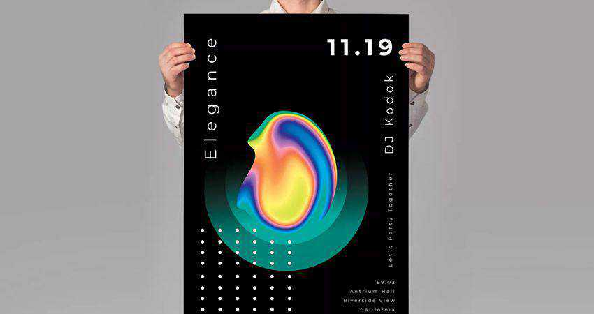 20 Tutorials for Creating Posters in Adobe Illustrator