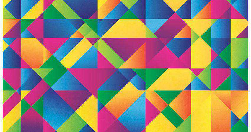 How To Create a Colorful Abstract Poster adobe illustrator tutorial