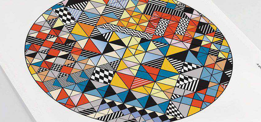How to Create a Bold Pattern Design adobe illustrator tutorial