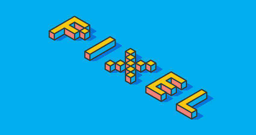 How to Create Isometric Text adobe illustrator tutorial
