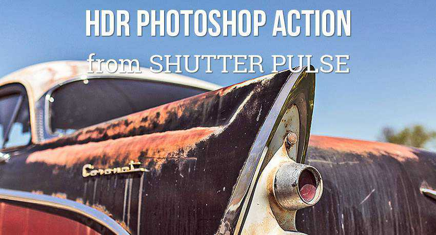 photo hdr effects free photoshop actions