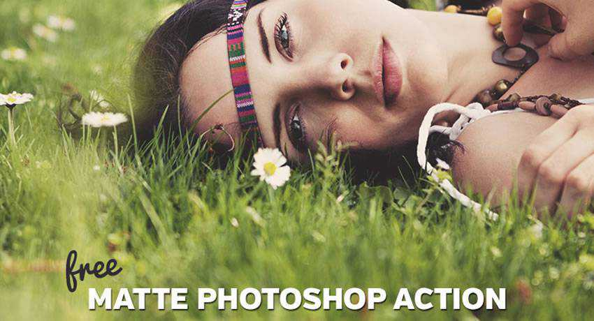 warm matte effects photo free photoshop actions