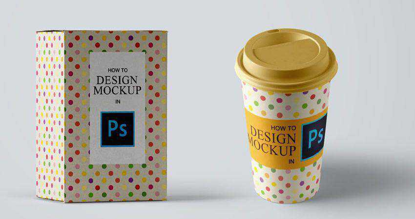 How to Design Product Mockup in Photoshop adobe photoshop tutorial