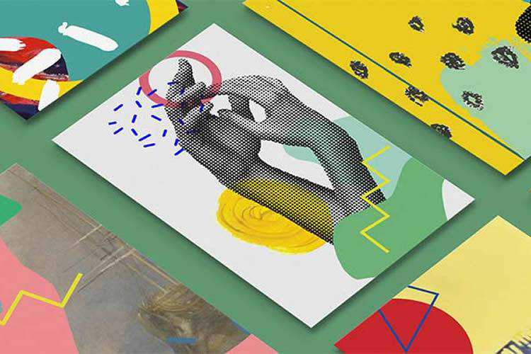 The Beauty of Colorful Shapes in Brand Identity