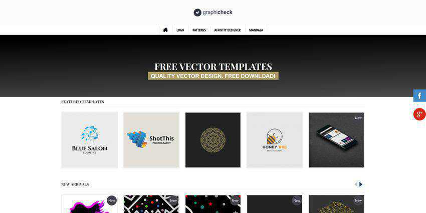 GraphiCheck vector template free illustartor