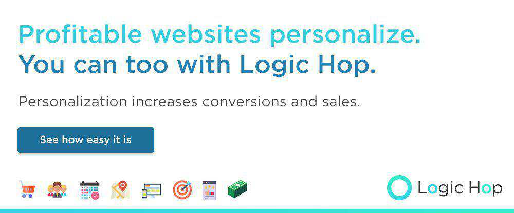 Logic Hop – Personalized Marketing for WordPress
