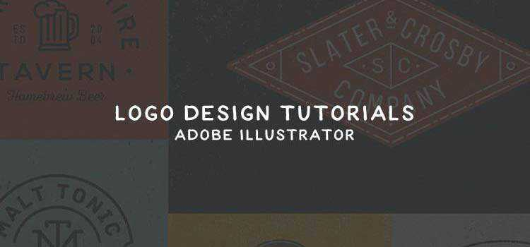 20 Tutorials for Creating a Professional Logo in Adobe Illustrator