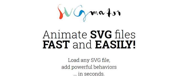 SVGMator