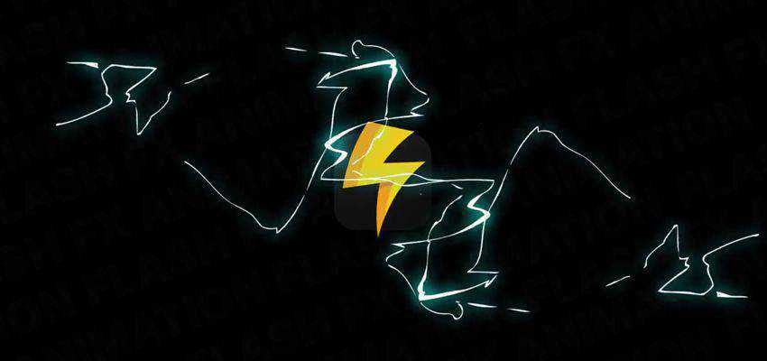 Electric Elements After Effects Template