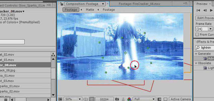 How to Create Meteorological Effects in After Effects<