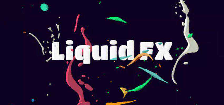 Liquid FX Animation Pack