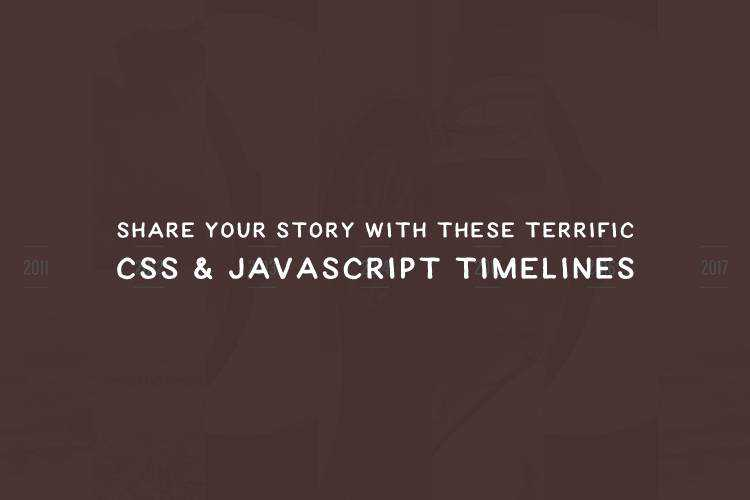 Share Your Story with These Terrific Timelines