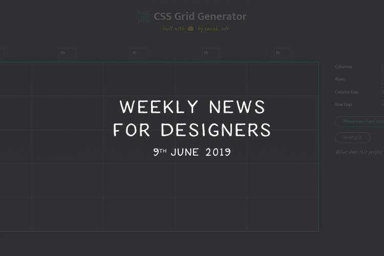Weekly News for Designers № 491