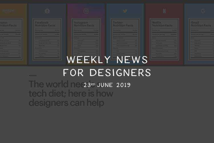 Weekly News for Designers № 493