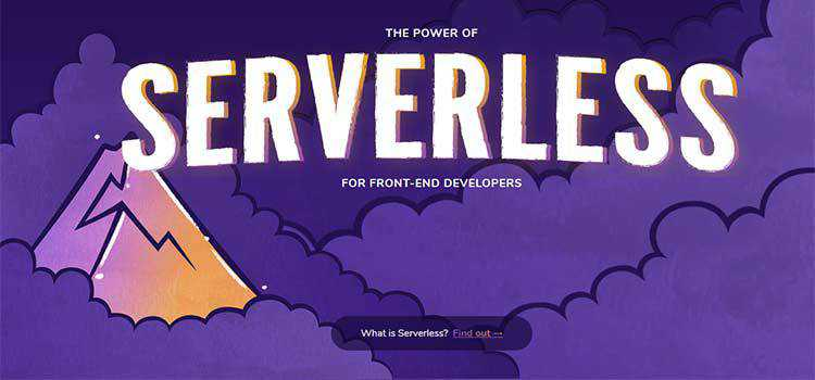 The Power of Serverless for Front-end Developers