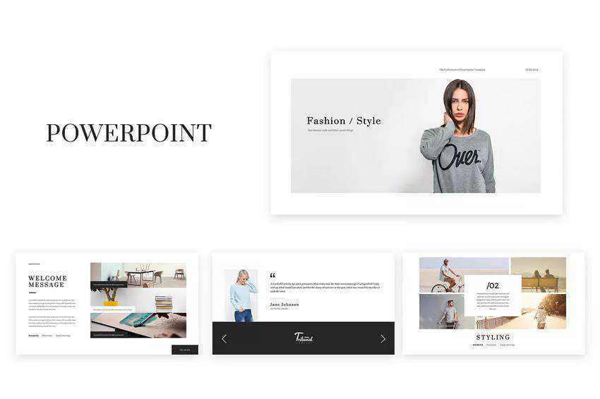 Kaspa Powerpoint Presentation Template