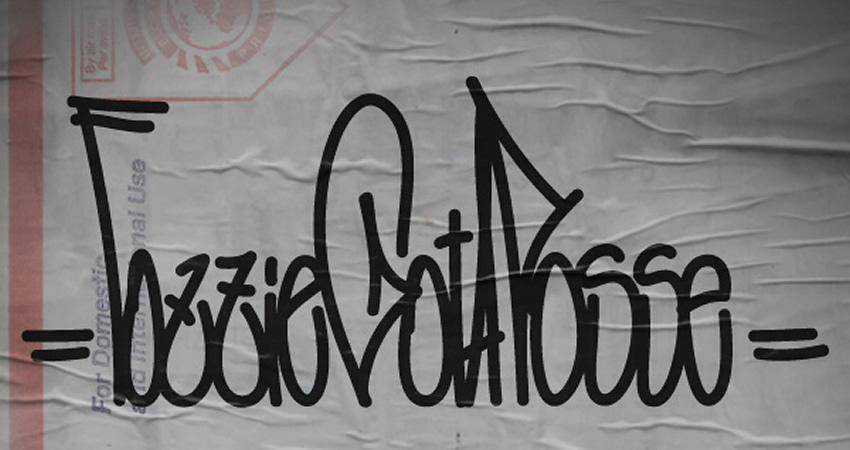 Free Fozzie Got A Posse Typeface