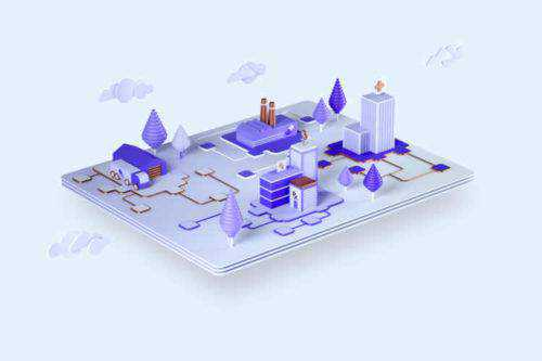 8 Inspiring Examples of Isometric Illustrations in Web Design