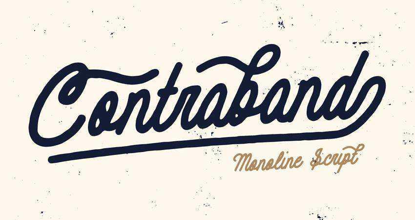 20 Free Elegant Script Fonts for Designers