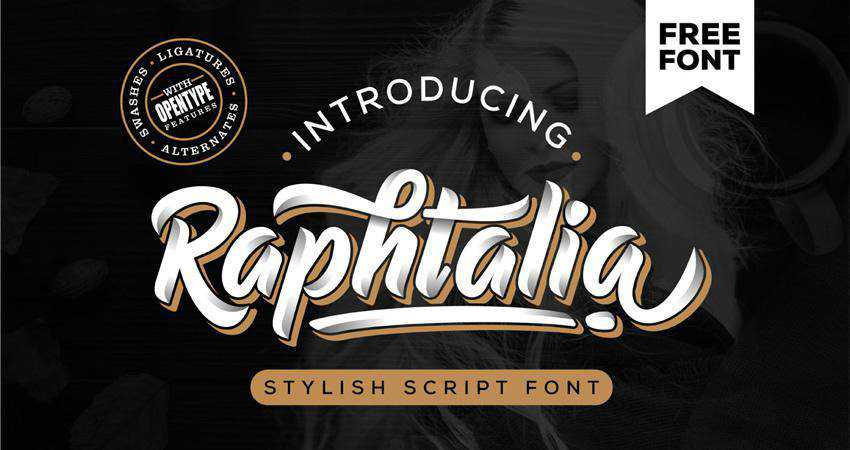 Free Raphtalia Font
