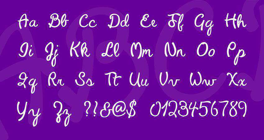 Free Peterbuilt Font