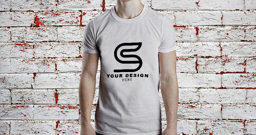 Free T-Shirt Mockup Templates Photoshop PSD