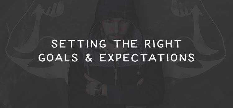 Setting the Right Goals & Expectations for Your Web Design Business