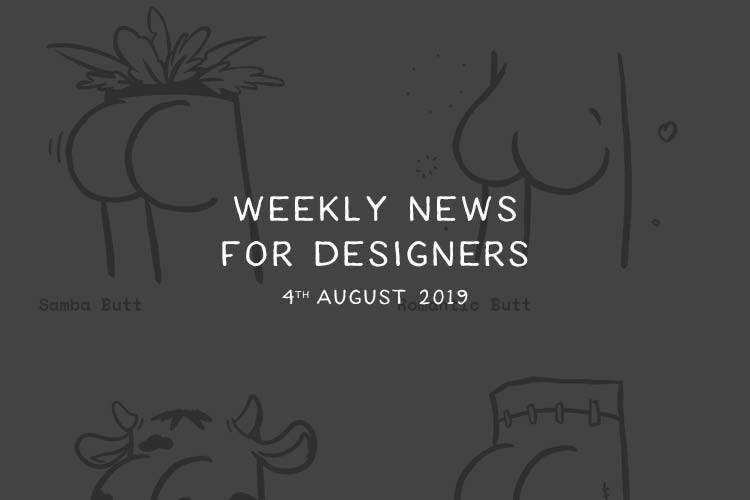 Weekly News for Designers № 499