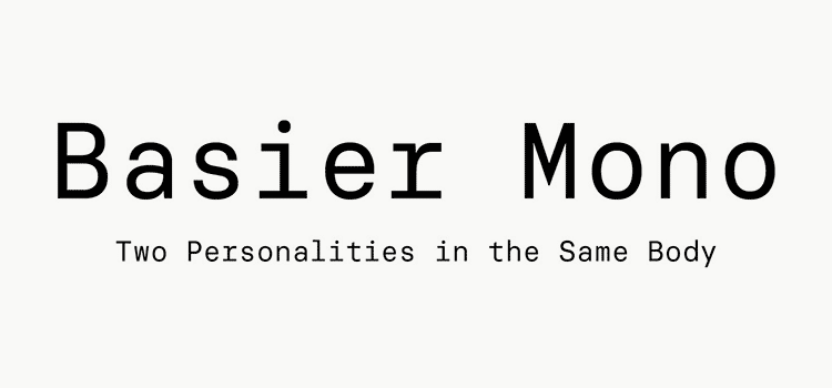 Basier Mono