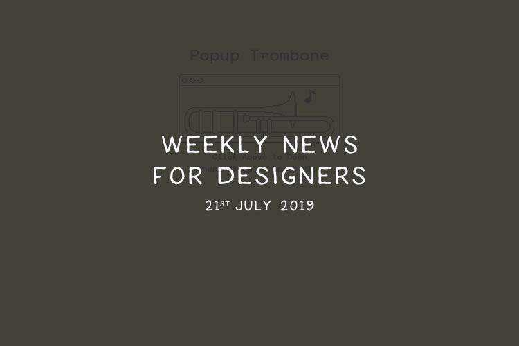 Weekly News for Designers № 497