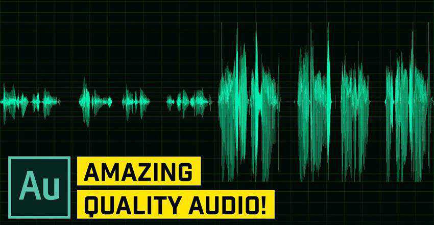 How to Make Your Audio Voice Sound Better in Audition