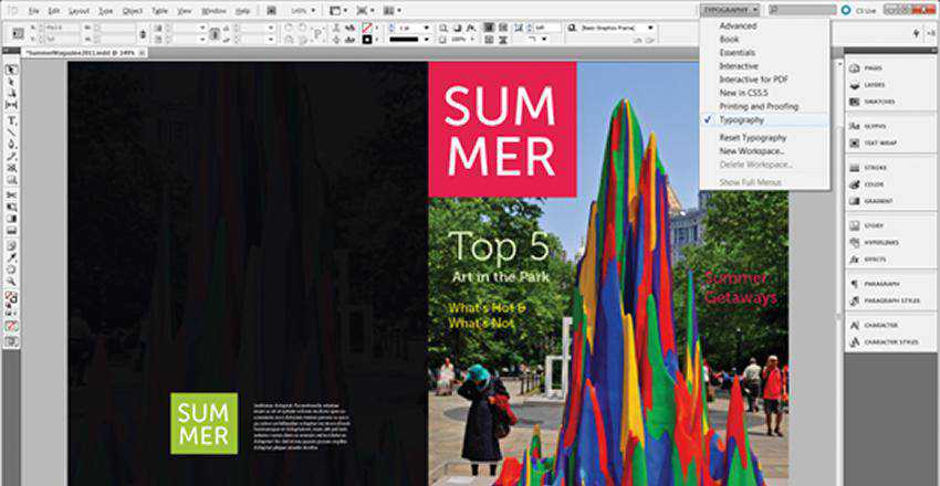 How to Control Multiple Page Sizes in InDesign