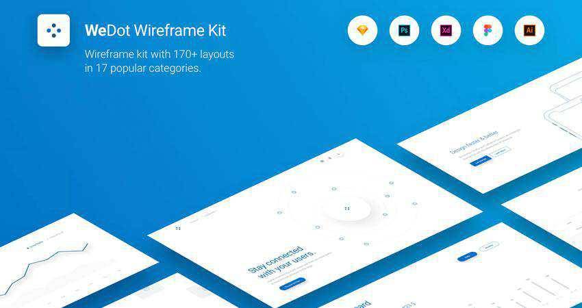 WeDot Wireframe UI Kit Plugin Extension
