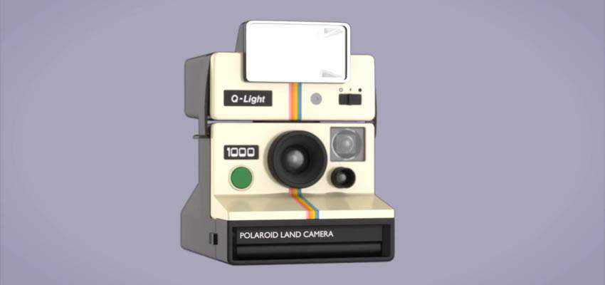 Polaroid Play Motion Template