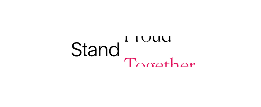 Stand Proud