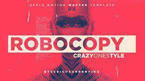 Robocopy Opener Template