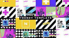 Trendy Opener Template