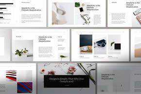 Resik - Minimal & Modern Keynote