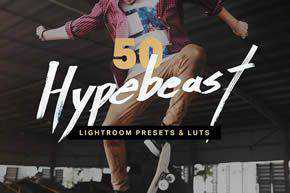50 Hypebeast Lightroom Presets