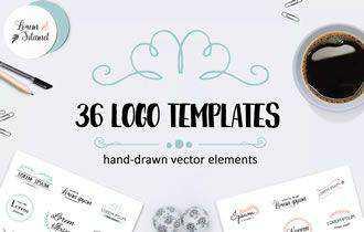 Hand-Drawn Logos